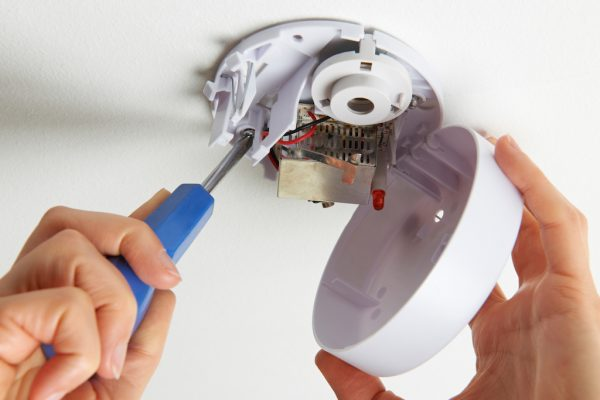 Smoke alarm service and auditing Brisbane