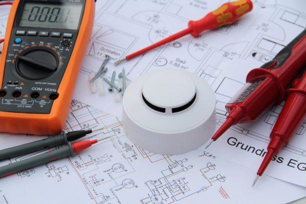 Smoke alarm servicing and audits